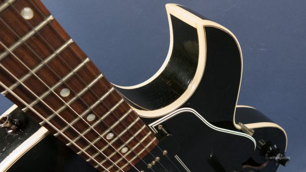 used gibson es-135